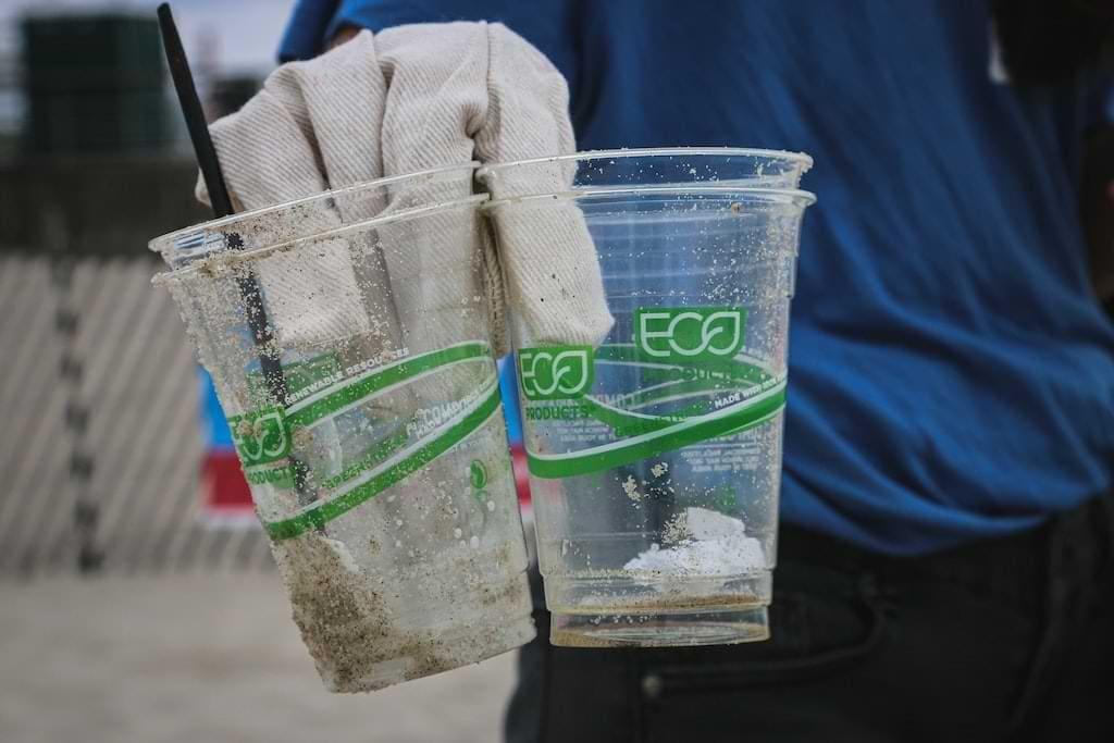 Greenwashing - Es ist nicht alles Öko